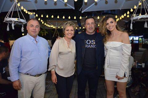 Megi Duro dhe Niko Peleshi
