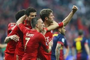 Bayern-Munchen-Barcelona