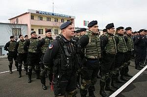Policia-Ushtarake