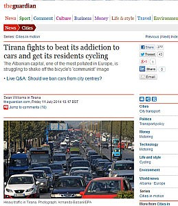 trafiku-tirane