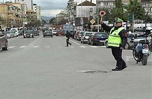polic-rrugor