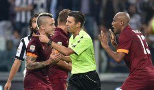 Soccer: serie A; Juventus-Roma
