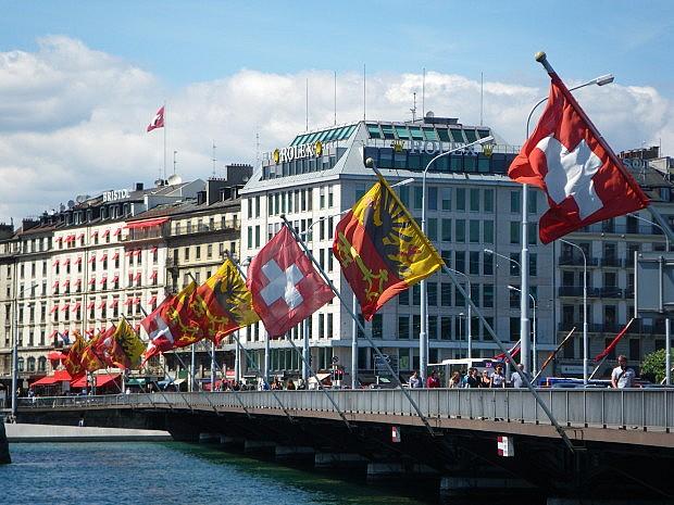 Switzerland-Geneva-albania