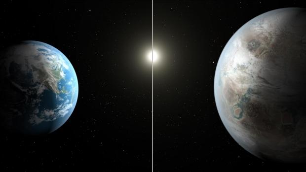 Krahasimi i Tokës me Kepler-452b
